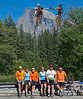 Yosemite by Bike : Eight intrepid riders travel from the Bay Area to Yosemite Valley over three days in May 2013.